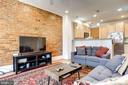 Apt 2 - Living Room - 1330 IRVING ST NW, WASHINGTON