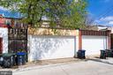 Garage - 2 spaces - 1330 IRVING ST NW, WASHINGTON