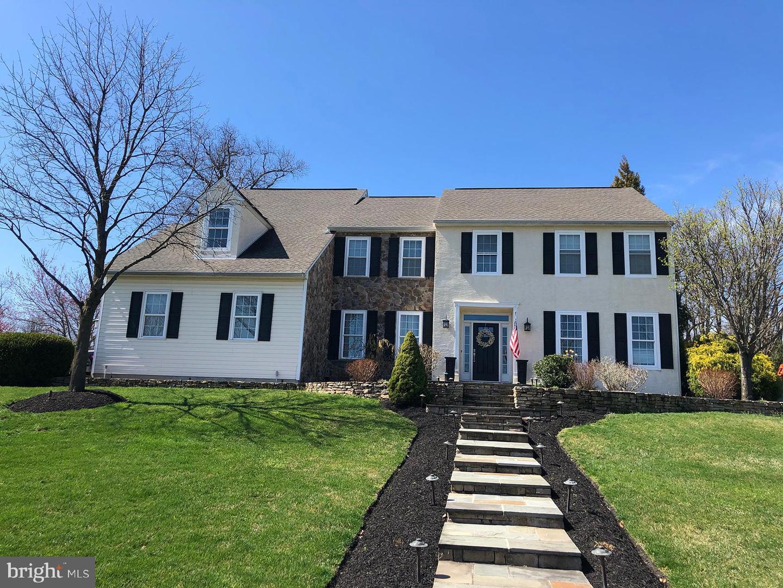 Single Family Homes για την Πώληση στο 927 GRANDVIEW Drive Exton, Πενσιλβανια 19341 Ηνωμένες Πολιτείες