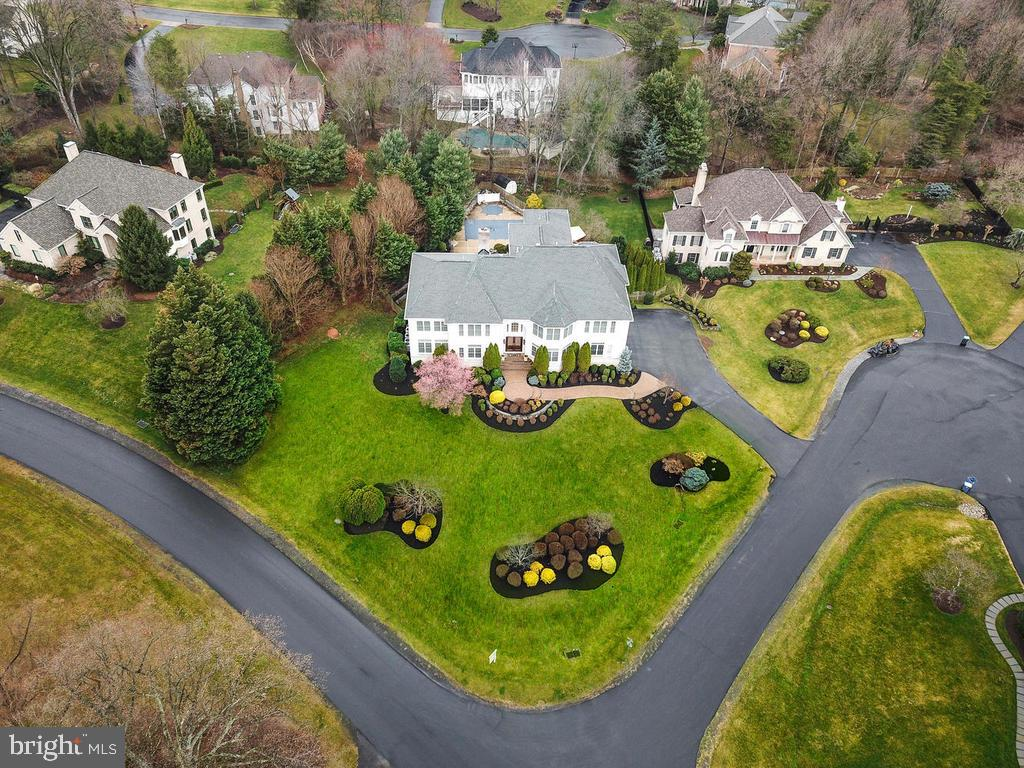CUL-DE-SAC LOCATION - 10801 WINDCLOUD CT, OAKTON