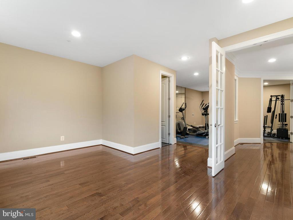 DEN  + EXCERSICE ROOM(3RD FLOOR) - 10801 WINDCLOUD CT, OAKTON