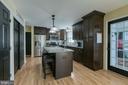 Updated Kitchen - 435 OAKRIDGE DR, STAFFORD