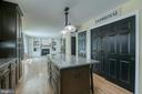 Plenty of counter space for cooking - 435 OAKRIDGE DR, STAFFORD