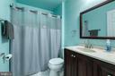 Guest Bathroom - 435 OAKRIDGE DR, STAFFORD