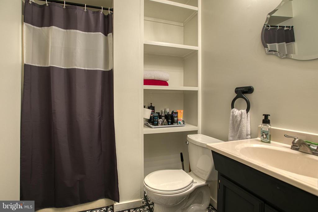 Full bathroom in Basement - 435 OAKRIDGE DR, STAFFORD