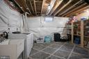 Large Laundry area - 435 OAKRIDGE DR, STAFFORD