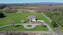 Drone photo showing the amazing lot - 19771 GREGGSVILLE RD, PURCELLVILLE