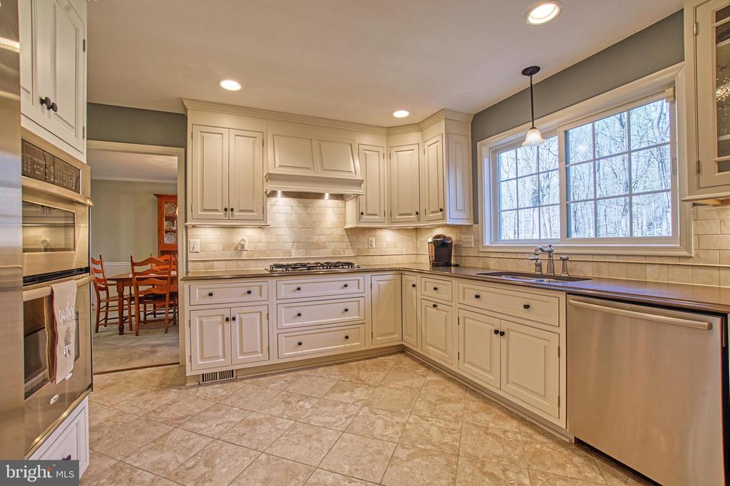Under Cabinet Lighting and Natural Light - 7308 S VIEW CT, FAIRFAX STATION