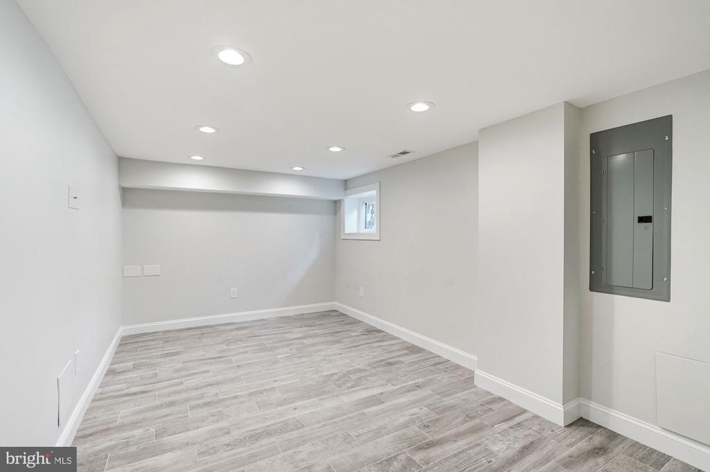Family Room - 207 VARNUM ST NW, WASHINGTON