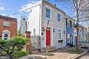 Front of house showing addition on back - 320 N PATRICK ST, ALEXANDRIA