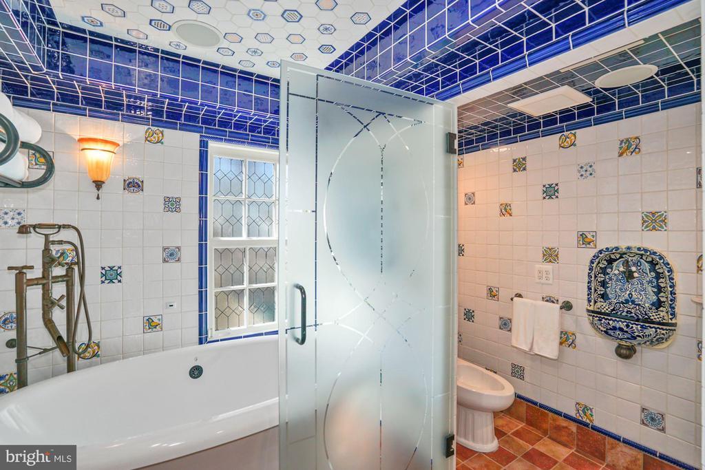 Tiled floor to ceiling-- heated tile floor - 320 N PATRICK ST, ALEXANDRIA