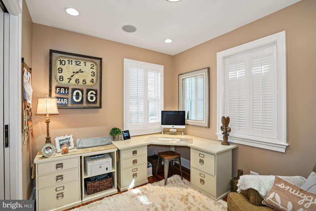 Bedroom/nursery/office option - 320 N PATRICK ST, ALEXANDRIA