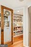 Cook's dream custom built lit pantry - 320 N PATRICK ST, ALEXANDRIA