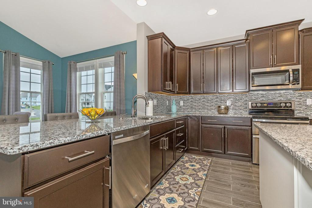 Kitchen shown with optional Morning Room - 307 NICHOLAS HALL ST, NEW MARKET