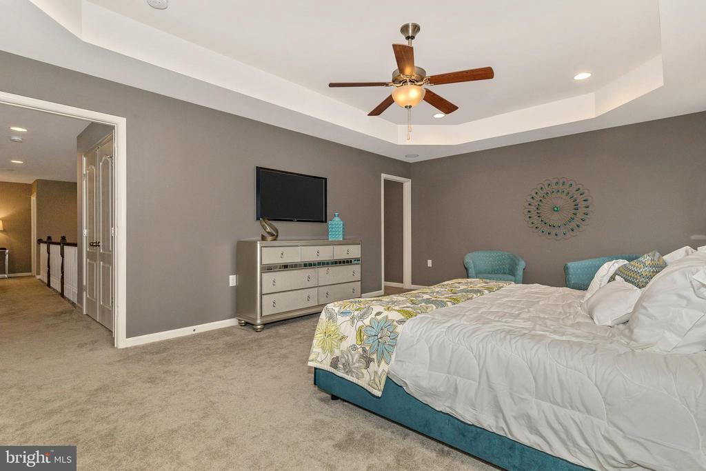 Master Bedroom - 307 NICHOLAS HALL ST, NEW MARKET
