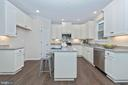Kitchen with included stainless steel appliances - 505 ISAAC RUSSELL, NEW MARKET