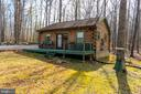 Additional Porch Overlooking Property - 9512 TODDS TAVERN DR, SPOTSYLVANIA