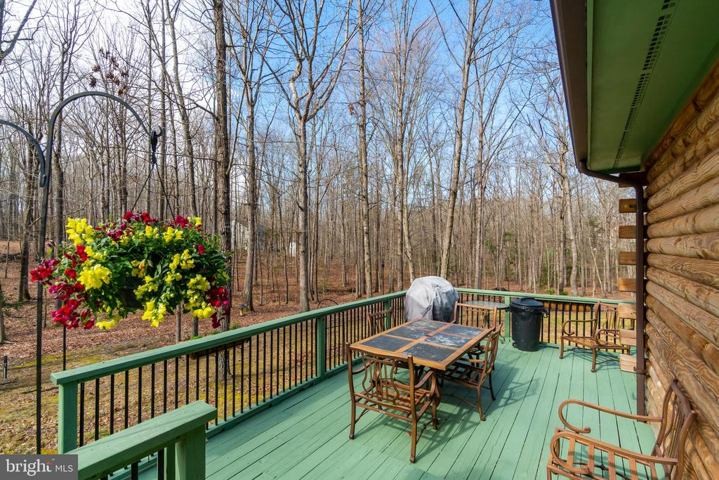 Room for Outdoor Dining - 9512 TODDS TAVERN DR, SPOTSYLVANIA