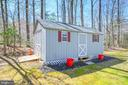 12x20 Shed with electric - 10111 BROOKRUN CT, SPOTSYLVANIA