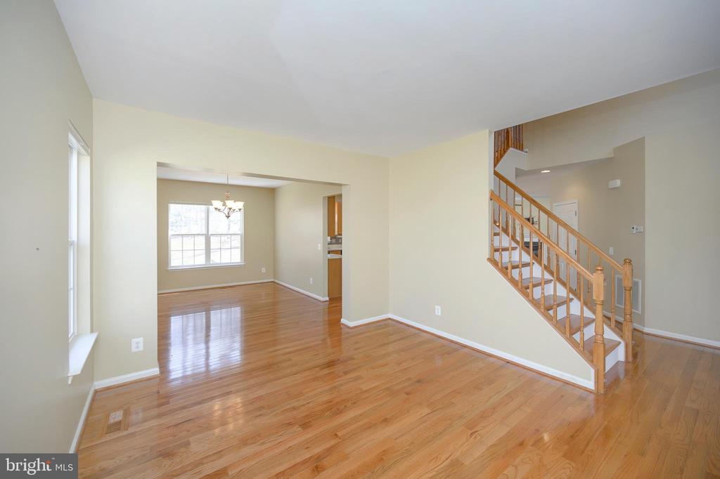 Family Room - 10111 BROOKRUN CT, SPOTSYLVANIA