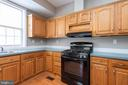 Bright ,spacious kitchen - 7504 COVE POINT WAY, ELKRIDGE
