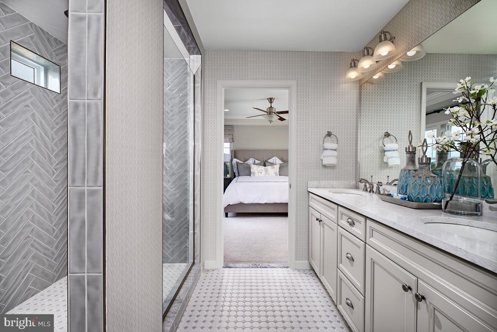 Master Bathroom - EMBREY MILL ROAD- HEMINGWAY, STAFFORD