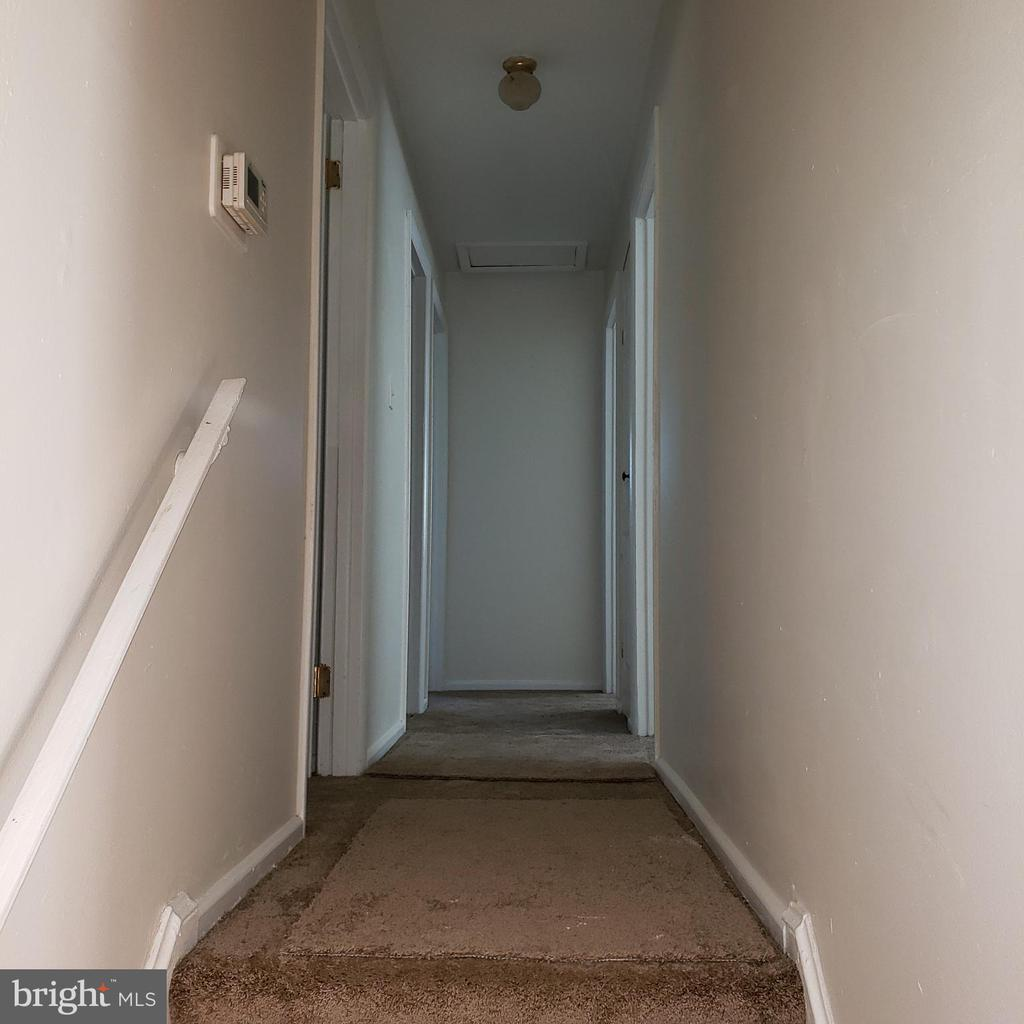 Private Stairway to Sleeping Quarters - 4 Lg Brs - 6100 ELMENDORF DR, SUITLAND