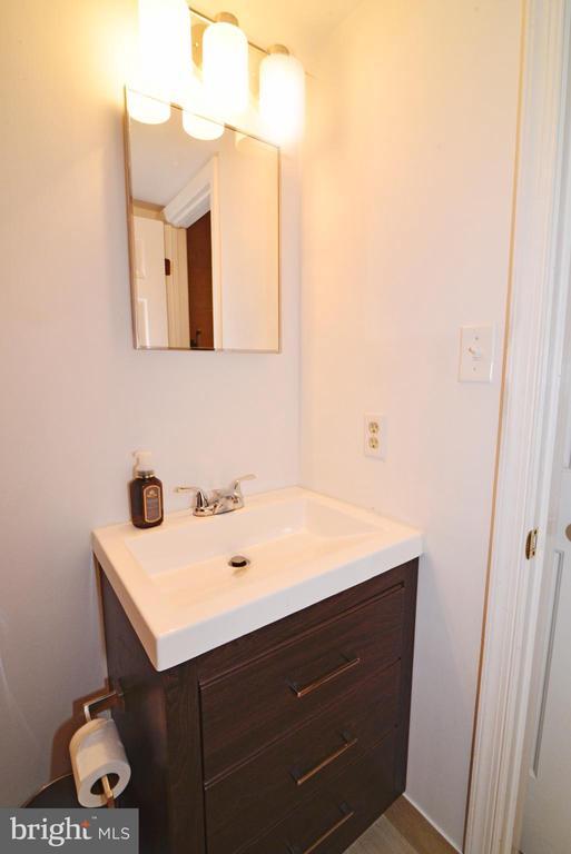 NEW master bath vanity! - 7874 WAVERLEY MILL CT, GAINESVILLE
