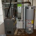 Central Air & Gas heat and Hot Water (Updated) - 6100 ELMENDORF DR, SUITLAND
