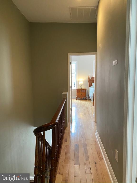 Hallway to Master - 1946 3RD ST NW, WASHINGTON