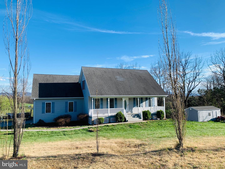 Single Family Homes 為 出售 在 Woodstock, 弗吉尼亞州 22664 美國