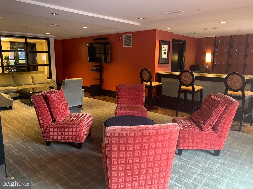 Club room - 777 7TH ST NW #518, WASHINGTON