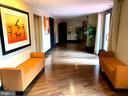 Sitting area - 777 7TH ST NW #518, WASHINGTON
