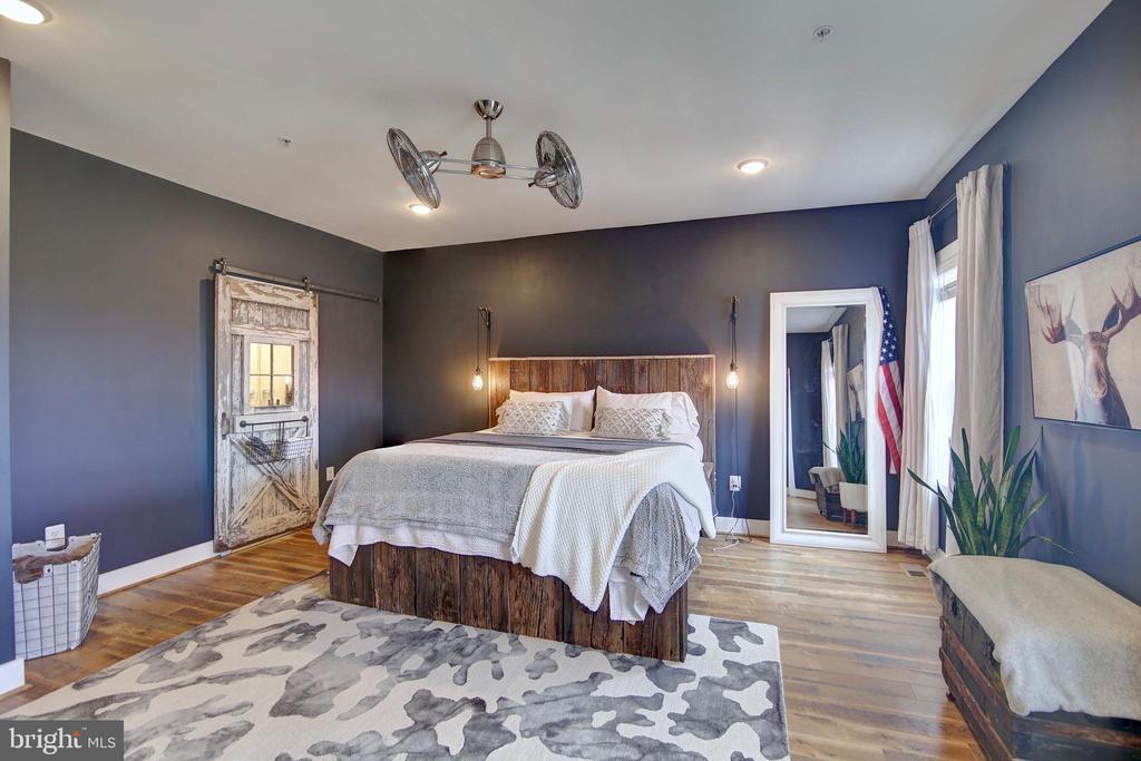 Master bedroom - 20539 MILBRIDGE TER, ASHBURN