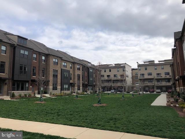 Open green space in back of home - 20539 MILBRIDGE TER, ASHBURN