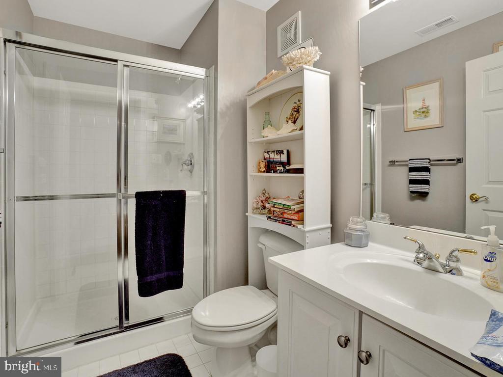 Full Bath in Lower Level - 11206 ANGUS WAY, WOODSBORO