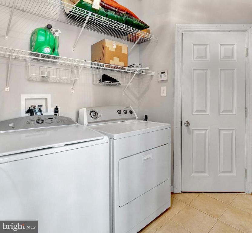 Main Level Laundry - 11206 ANGUS WAY, WOODSBORO