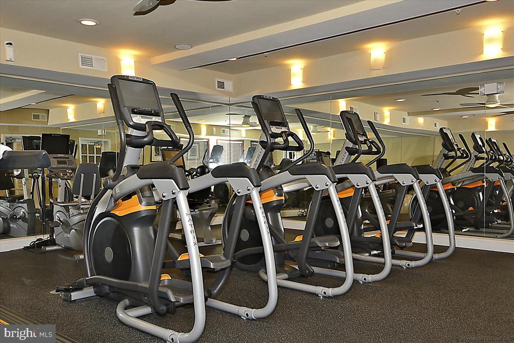 Exercise and Fitness Center - 501 HUNGERFORD DR #157, ROCKVILLE