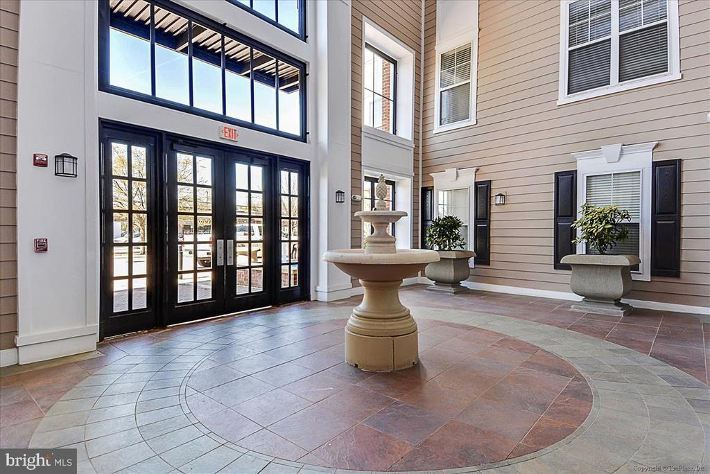 Main Lobby to Condo - 501 HUNGERFORD DR #157, ROCKVILLE