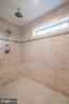 Luxury master bath w huge 2 person shower - 344 SADDLE RD, NEW MARKET