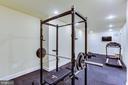 Exercise Room - 19350 WRENBURY LN, LEESBURG