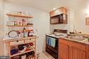 Lower Level Kitchen - 1009 OTIS PL NW, WASHINGTON