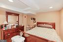 Lower Level Bedroom - 1009 OTIS PL NW, WASHINGTON
