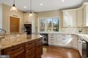 There is plenty of well-lit prep space - 1696 BEECH LN, ANNAPOLIS