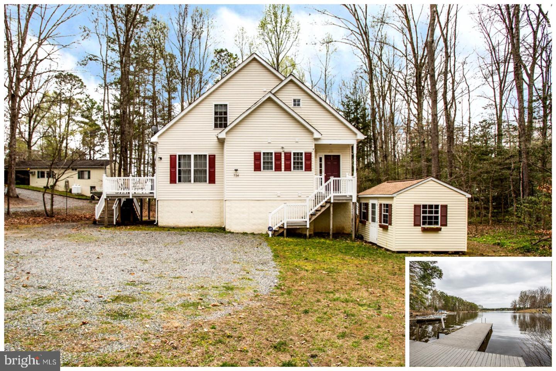 Single Family Homes のために 売買 アット Ruther Glen, バージニア 22546 アメリカ