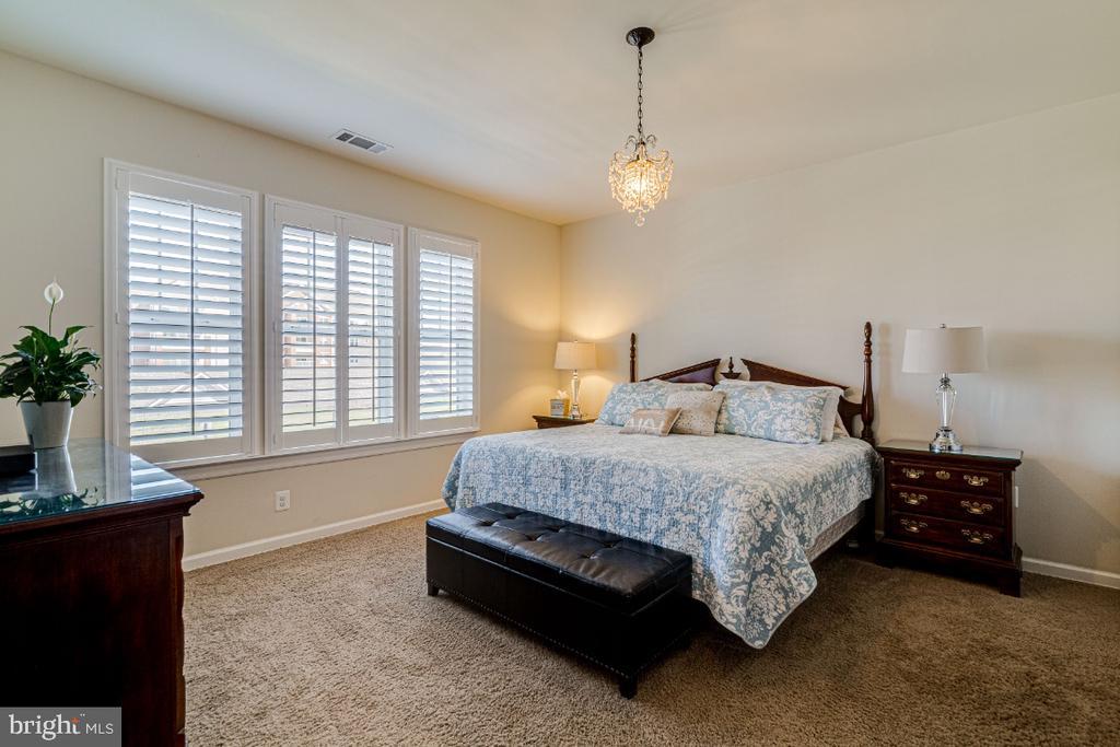 Master bedroom - 20570 HOPE SPRING TER #205, ASHBURN