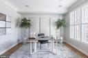 Main level office/den - 1204 N PITT ST, ALEXANDRIA