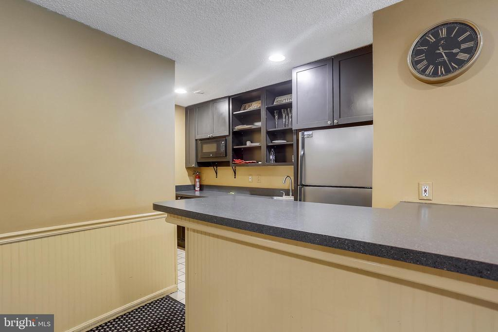 Party Room Kitchen - 11801 ROCKVILLE PIKE #1405, ROCKVILLE