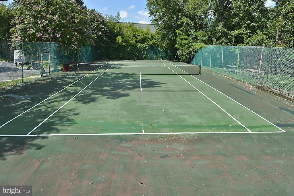 Tennis Courts - 11801 ROCKVILLE PIKE #1405, ROCKVILLE