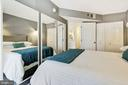 Master Bedroom - 601 PENNSYLVANIA AVE NW #211, WASHINGTON